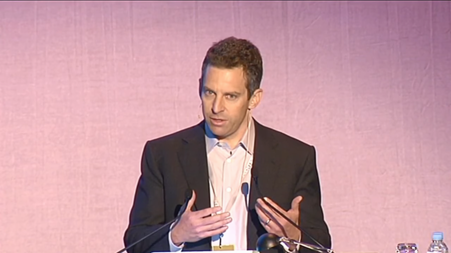 Sam Harris – Death and the present moment