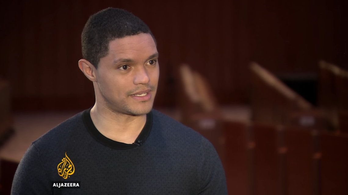 Trevor Noah – Any leader tweeting policy is ridiculous